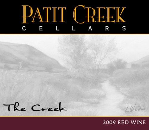 2011 Patit Creek Cellars - The Creek Red Blend 750 Ml