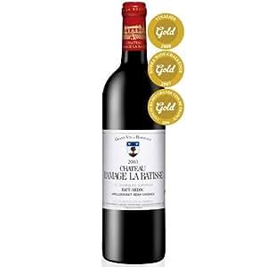Chateau Ramage La Batisse Red Wine Bordeaux Cru Bourgeois 75cl (Single bottle)