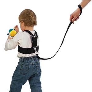 Diono - Correa para niños con arnés (cinta de 1,2 m), color negro por Sunset Books - Bebe Hogar