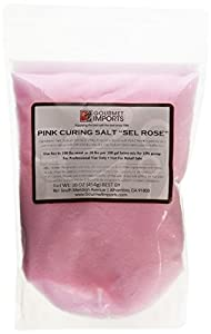 D.Q. Curing Salts - Pink Salt - 1 bag, 1 lb