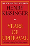 Years of Upheaval (1451636458) by Kissinger, Henry