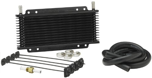 Hayden Automotive 676 Rapid-Cool Plate and Fin Transmission Cooler (Honda Odyssey 2002 Transmission compare prices)