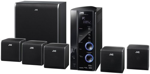 JVC TH-L1 - 5.1 ch Multi-Media Sound Solution