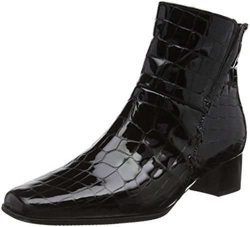Gabor Shoes Comfort Basic, Stivaletti Donna, Nero (Schwarz (Mel.) 97), 41 EU