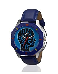 Yepme Inttem Mens Watch - Blue -- YPMWATCH1839