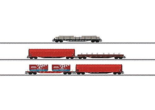 Märklin 47031 - Güterwagen-Set, Deutschen Bundesbahn Schenker Rail
