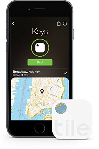 Tile (Gen 2) - Phone Finder. Key Finder. Item Finder - 8 Pack - Save 35%