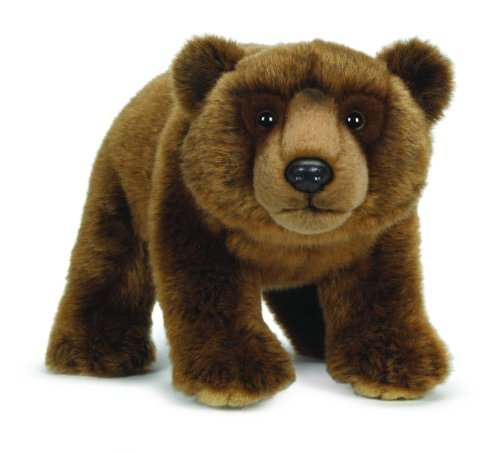 Webkinz Signature Endangered Brown Bear (Brown Bear Stuffed Animal compare prices)