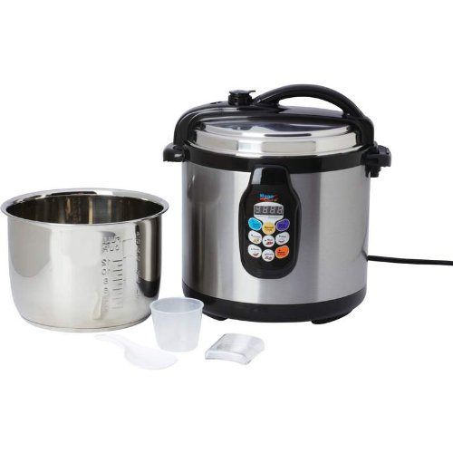 Precise HeatTM 6.3qt (6L) Electric Pressure Cooker
