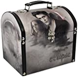 """Twilight """"Eclipse"""" Vintage Carrying Case (Silver Edward and Bella)"""