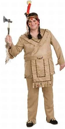 Plus Size Indian Costume - Plus Size