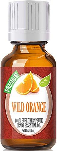 Wild Orange (30ml) 100% Pure, Best Therapeutic Grade Essential Oil - 30ml / 1 (oz) Ounces