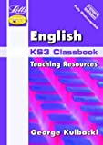 Key Stage 3 Classbooks: English Teaching Resources (184085703X) by Green, John