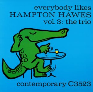 Hampton Hawes Trio Here And Now