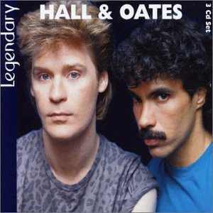 Hall & Oates - Legendary (disc 2) - Zortam Music