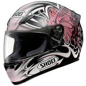 Shoei Women's RF-1000 Flutter Helmet - 2008 - 2X-Large/Pink