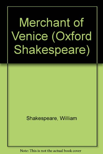 The Merchant of Venice (The Oxford Shakespeare) (Shakespeare Condensed compare prices)