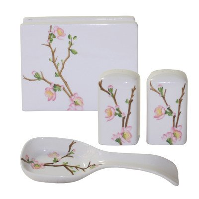 Corelle Cherry Blossom Completer Set Big SALE  sc 1 th 225 & Dinnerware Sets