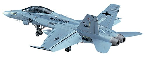 Hasegawa 1:48 - (07203) F/A-18D Hornet 'Night Attack' - H-PT03
