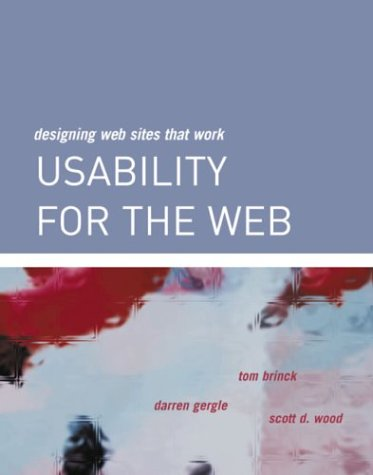 Usability for the Web