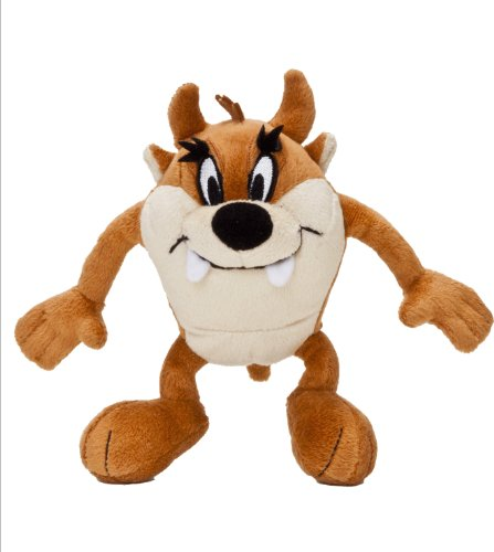 joy-toy-looney-tunes-233329-taz-peluche-15-cm