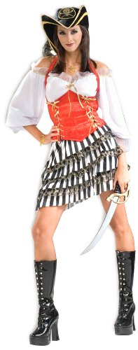 Forum Novelties Women's Pirate's Treasure Costume