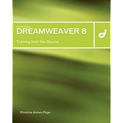 Macromedia Dreamweaver 8: Training from the Source
