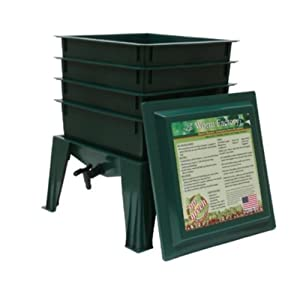 Worm Factory 360 WF360G Worm Composter - Green
