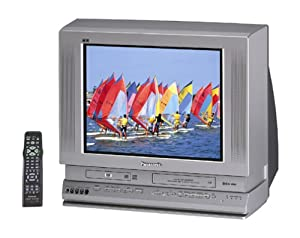 Panasonic PV-DF2003 20-Inch TV-DVD-VCR Combo