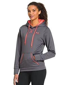 Under Armour Ladies UA Tech™ Fleece Hoodie by Under Armour