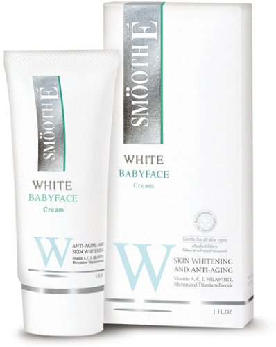 Smooth E White Babyface Baby Face Whitening Anti-aging