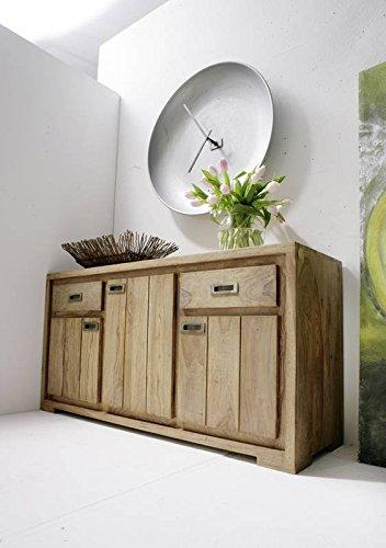 De madera maciza de Sheesham con acabado al aceite para muebles de madera maciza de registro de palo de rosa de los muebles de madera maciza de madera de la nature De colour marrón #857