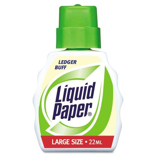 liquid-paper-products-liquid-paper-correction-fluid-22-ml-bottle-ledger-buff-sold-as-1-each-formulat