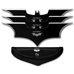Batman Batarang, Batman Throwing Knives, Batman Knives