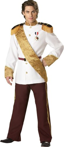 Prince Charming Men's Costume