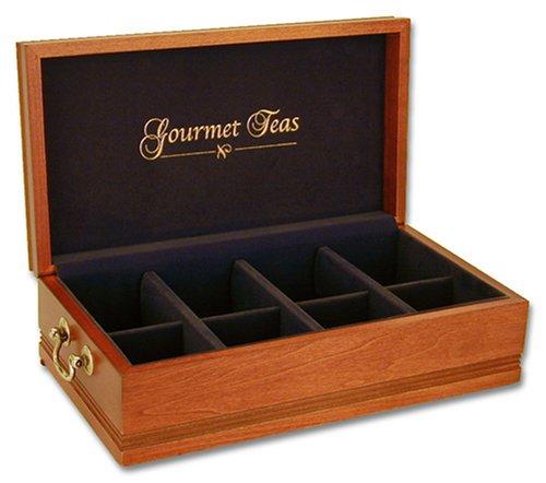 Eureka T008Cj Gourmet Tea Chest