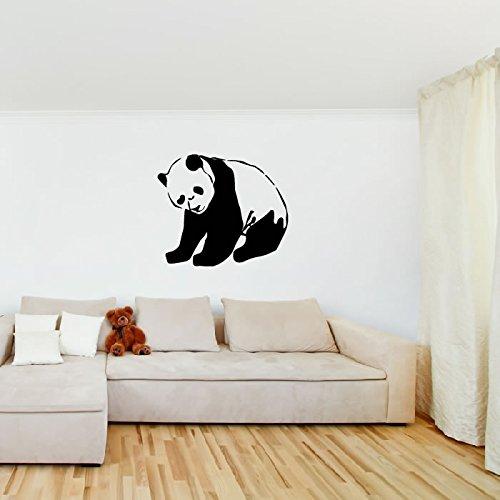 panda-sentado-etiqueta-de-la-pared-animal-tatuajes-de-pared-arte-disponible-en-5-tamanos-y-25-colore