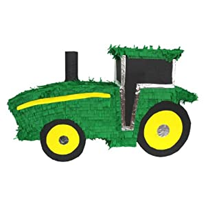 Aztec Imports Tractor Pinata