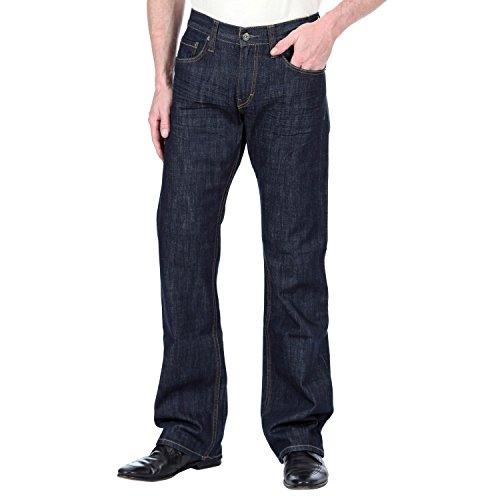 Mustang -  Jeans  - Uomo 591 DarkBlue W30