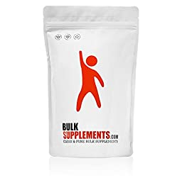 BulkSupplements Pure D-Aspartic Acid (DAA) Powder (100 grams)