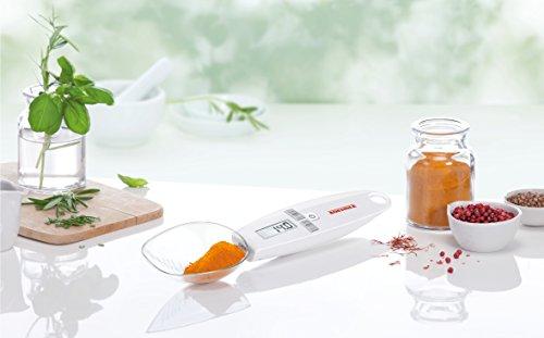 Soehnle 2046549 Cooking Star Balance de Cuisine Electronique Plastique 23 x 6 x 3,5 cm