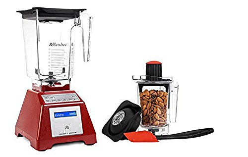 Blendtec Total Blender Classic with WildSide & Twister Jars -...