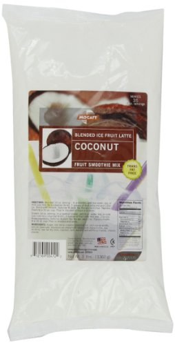 Coconut Fruit Smoothie Mix