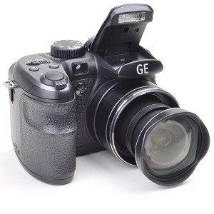cheap ge x500 16mp 15x optical  6x digital zoom hd camera GE X500 Digital Camera Cord GE X600 Digital Camera Specs
