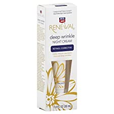 Rite Aid Renewal Night Cream, Deep Wrinkle, 1 fl oz (30 ml)
