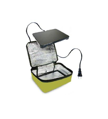 Hot-Logic Mini Personal Portable Oven, Green