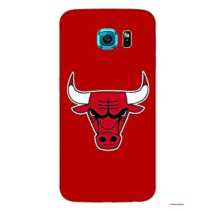 Back cover for Samsung Galaxy S6 Bull