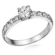 1 ctw. Round Diamond Solitaire Engage…