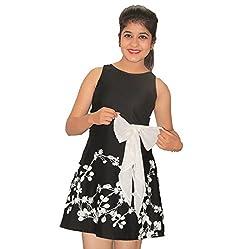 Nitra Women's A-Line Dress_DRBL_Black_M