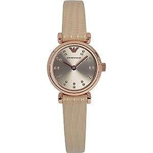 Armani Retro Grey Watch AR1762
